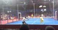 Cepero-Tamame les sacan un set a Díaz-Belasteguín en el WPT de Sevilla