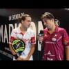 Padel Pro Tour entrevista a Fede Quiles y Chico Gomes en Madrid 2012