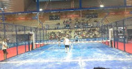 Murcia 2013 1ª ronda: Lamperti-Grabiel Vs. Capitani-Limones