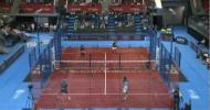 Punto increíble de cuartos de final en La Caja Mágica, Madrid 2012