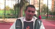 Máximo Castellote sobre la psicología en el pádel