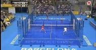 Final del Open por Parejas del Mundial de Padel España 2012