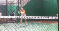 Shining Padel Star