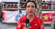 Entrevista a Sanyo Gutierrez luego de pasar a la final en Alicante 2012