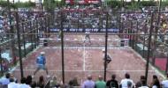Punto espectacular de la final de Alicante 2012