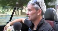 Entrevista a Miguel Lamperti en un descapotable