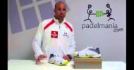 Wilson Rush Pro Omni: las zapatillas de pádel de Juanjo Gutiérrez