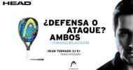 Head Tornado 3.1 E  Bela | La pala de Fernando Belasteguin 2014