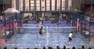 Emocionante punto final de semis en Bilbao 2012
