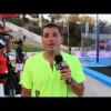 Entrevista a Adrián Allemandi tras pasar a octavos en Mallorca 2012