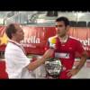 Entrevista a Pablo Lima luego de ganar el Master 2012