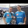Padel Pro Tour entrevista a Gabriel Reca y Agustín Gómez Silingo en Valencia 2012
