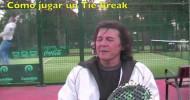 Entrevista a Alejandro «el mago» Sanz: Cómo jugar el tie-break