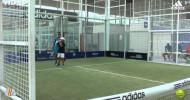 Video del campeonato de padel de menores de España