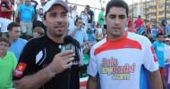 Padel Pro Tour entrevista a Maxi Sánchez y Jordi Muñoz en Marbella 2012