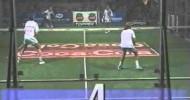 Integrantes del equipo de pádel argentino de 1994 y sus mejores jugadas