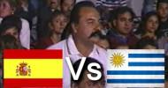 Mundial de Pádel 1994: España Vs. Uruguay