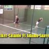 3ª etapa APP 2013: Gattiker-Cataldo Vs Adamo-Saavedra