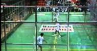 Final del Primer Mundial de Padel en Sevilla, España 1992