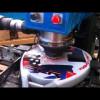 Cómo se agujerea una pala de pádel