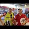 Entrevista a Sebastián Nerone y Sanyo Gutierrez tras pasar a la final de Gijón 2012