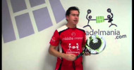 La pala de Paquito Navarro: Middle Moon Eclipse 2 Carbon