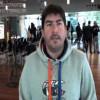 Cristian Gutiérrez sobre su participación en el Master 2012