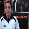 PadelSpain entrevista a Eli Amatriaín en el Master 2012