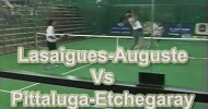 Lasaigues-Auguste Vs Pittaluga-Echegaray | APP Mar del Plata 1994