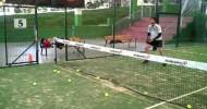Gaby Reca dándole clases a Miguel Ángel