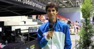 Padel Pro Tour entrevista a Matías Marina tras su lesión en Ibiza 2012