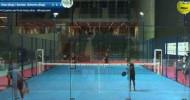 Mundial de Pádel 2013 – Cuartos de Final:  Mujica-Lara Vs. Santos-Fernandez