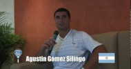 Agustín Gómez Silingo invita al Mundial de Pádel de México 2012
