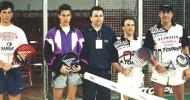Primer partido del Mundial de Mendoza 1994: Alessandri-Iezzi Vs. Barros-Silva