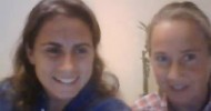 3ª Twitcam de Carolina Navarro y Cecilia Reiter