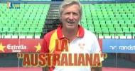 La australiana, explicada por Ramiro Choya