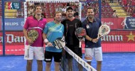 Octavos de final del World Padel Tour de Córdoba
